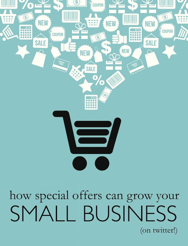 How Special Offers Can Grow Your Small Business on Twitter