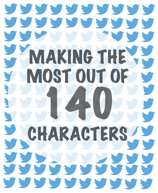 Making the Most Out of 140 Characters1