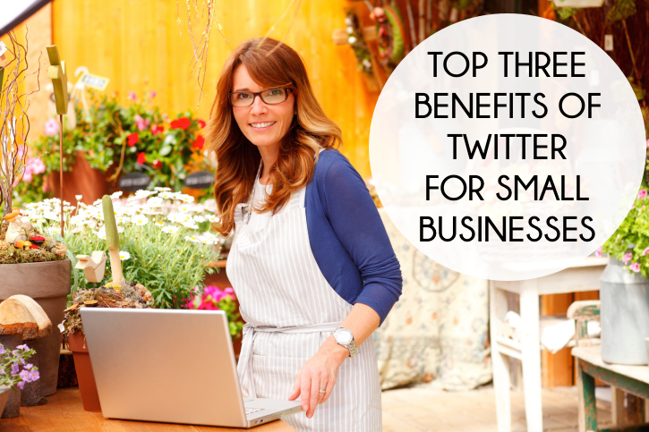 How small business owners can find new customers using Twitter
