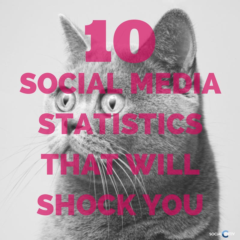 10 Social Media Statistics That Will Shock You
