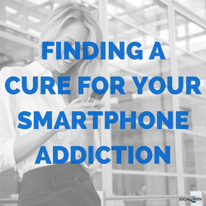 Finding A Cure For Your Smartphone Addiction