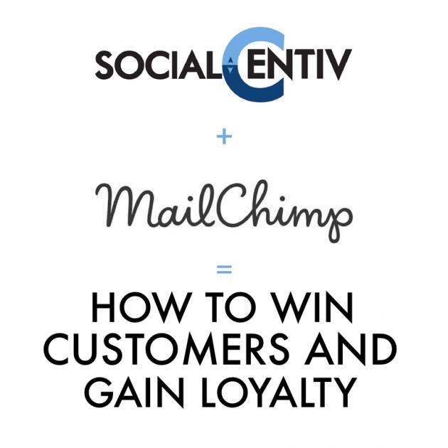 SocialCentiv and MailChimp