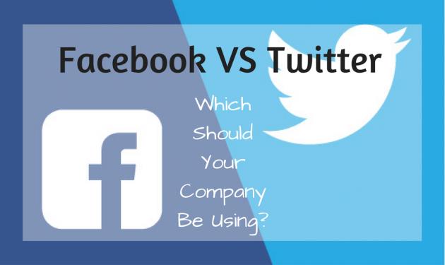 Facebook VS Twitter Centiv