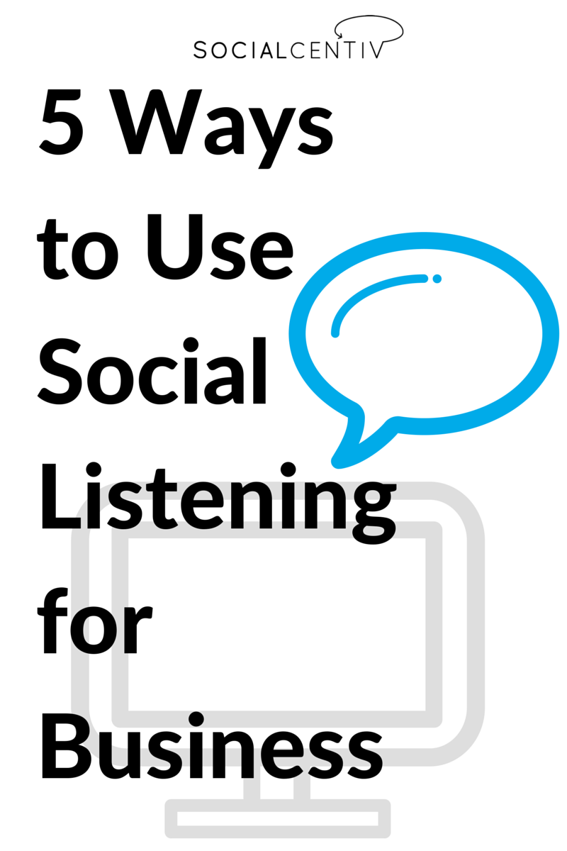 5 Ways to Use Social Listening for Business