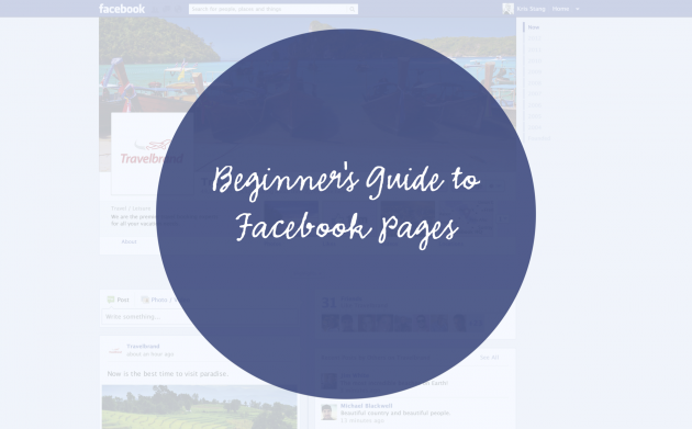 Beginner's Guide to Facebook Pages