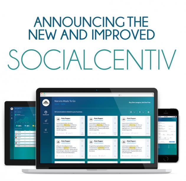 Announcing SocialCentiv 2.0