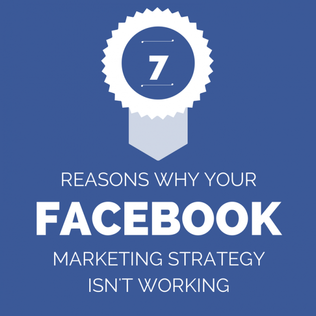 7 Reasons Why Your Facebook Never Works Out the Way You Wish