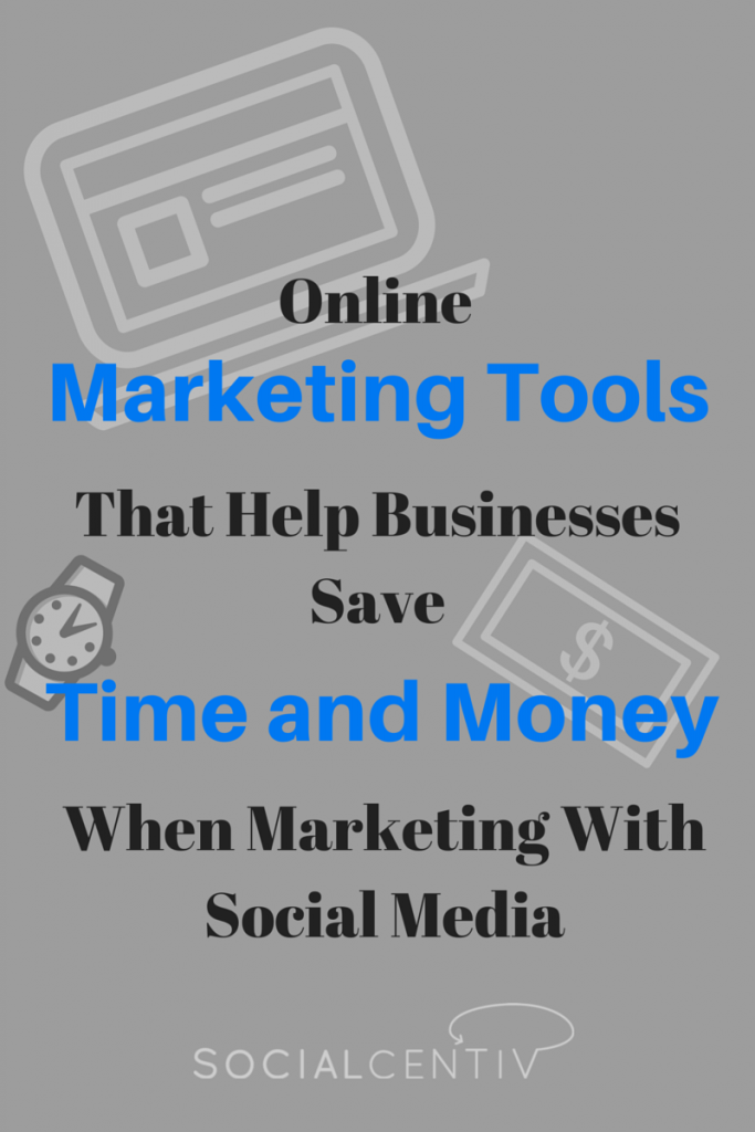 Online Marketing Tools That Help - SocialCentiv
