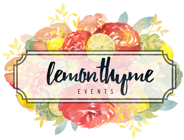 Lemon Thyme Events