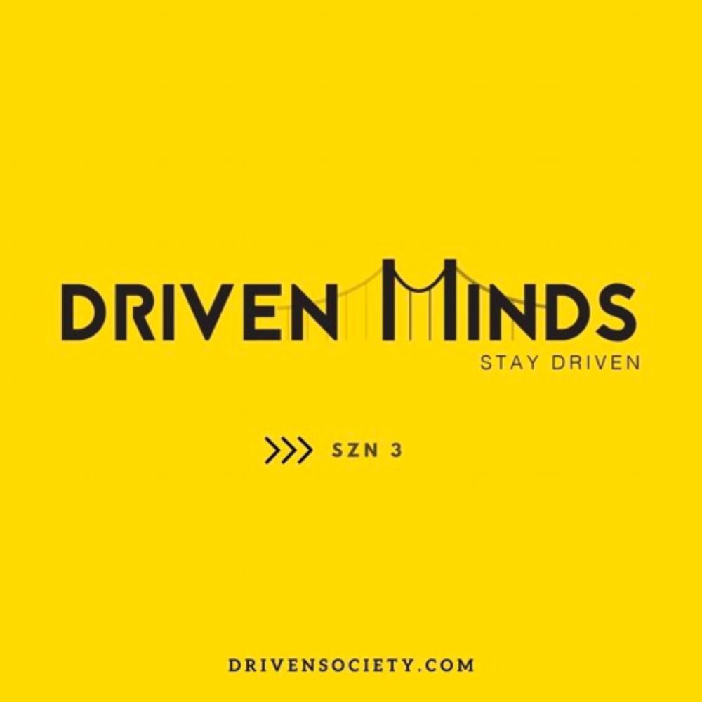 Driven Minds Podcast by Driven Society