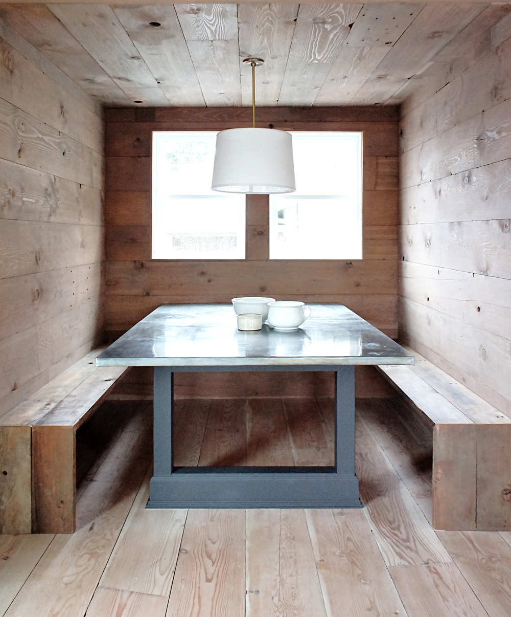 Dining Nook by Kaemingk Design