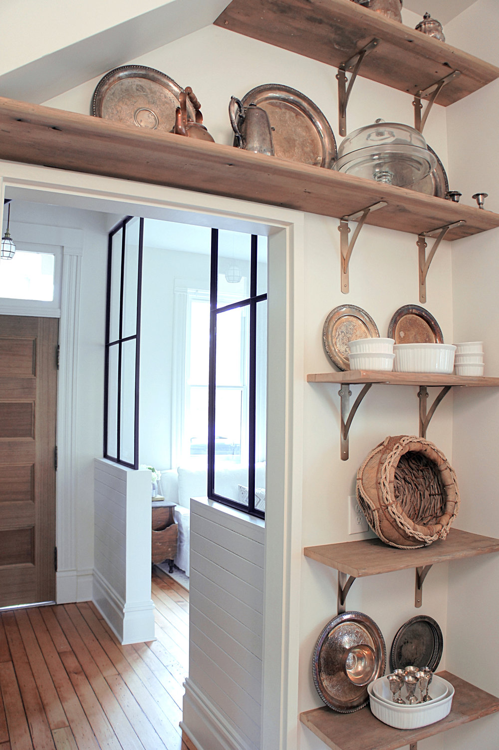 Kitchen Shelving by Kaemingk Design