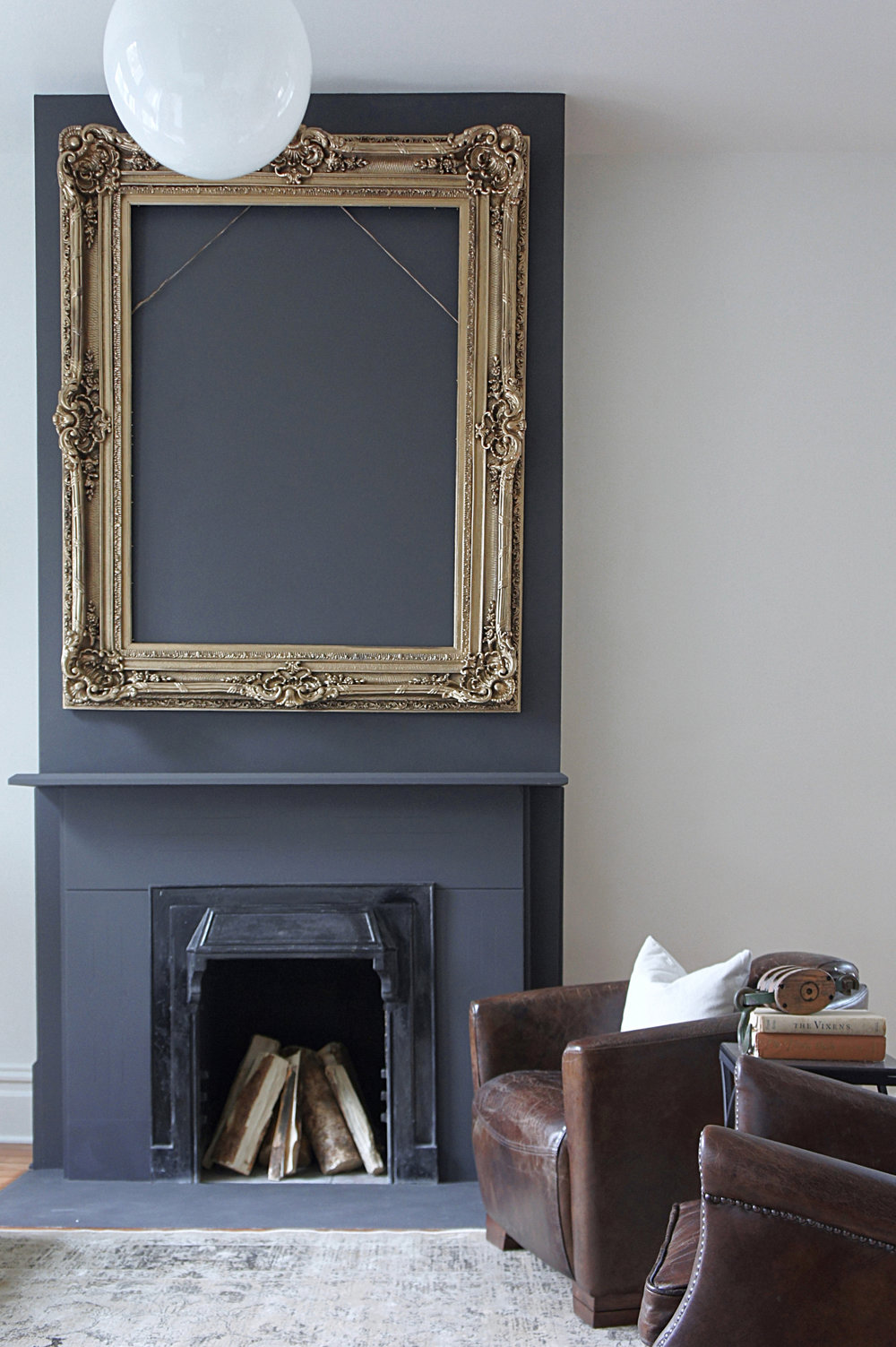 Victorian Fireplace by Kaemingk Design