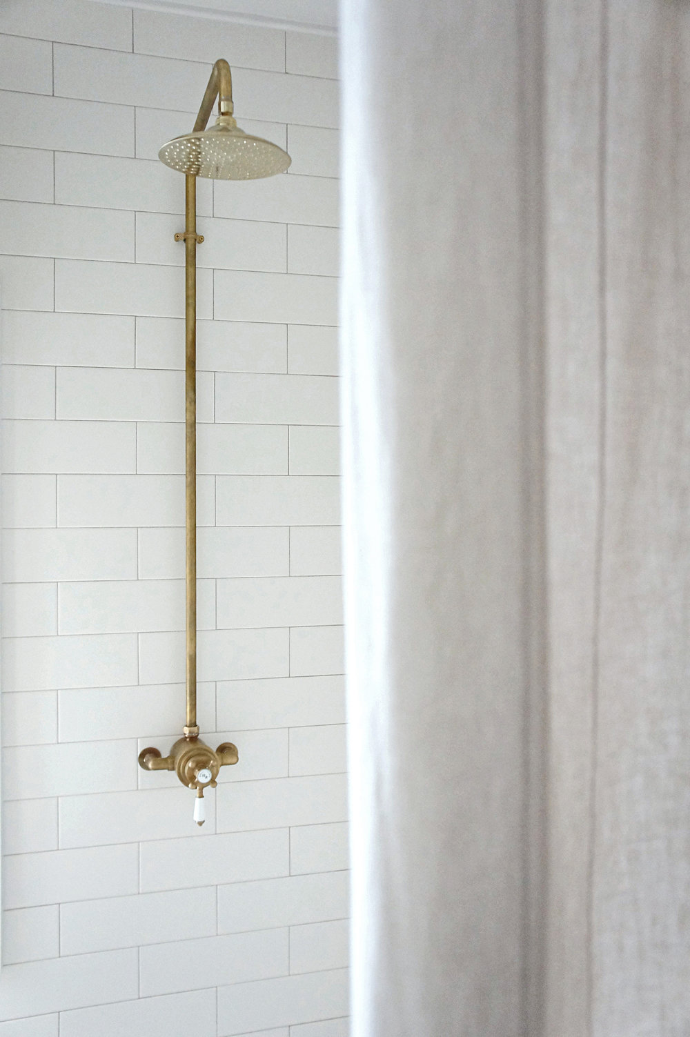 Kaemingk Design Brass Shower