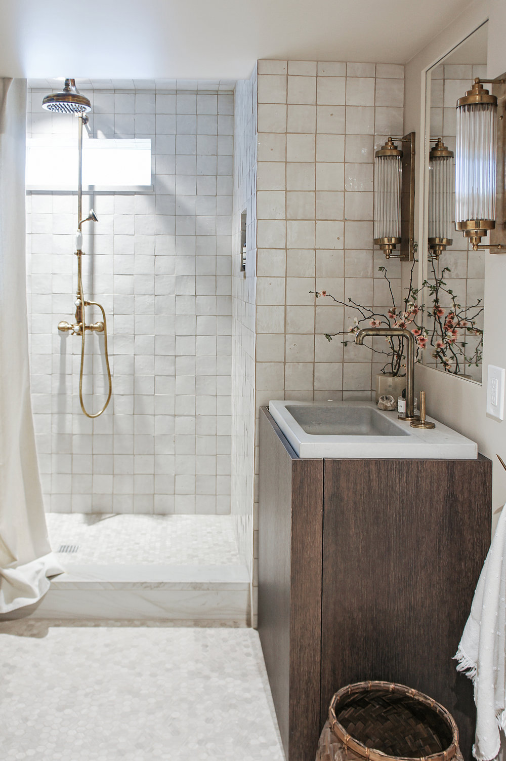 Kaemingk Design Rustic Modern Bathroom