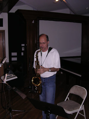 bob sheppard can play the saxophone