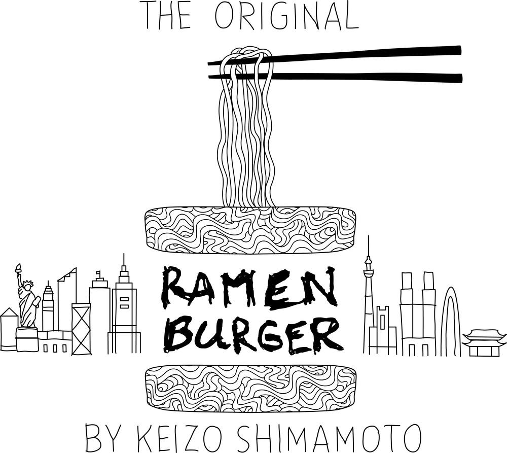 The Original Ramen Burger By Keizo Shimamoto Long Island City