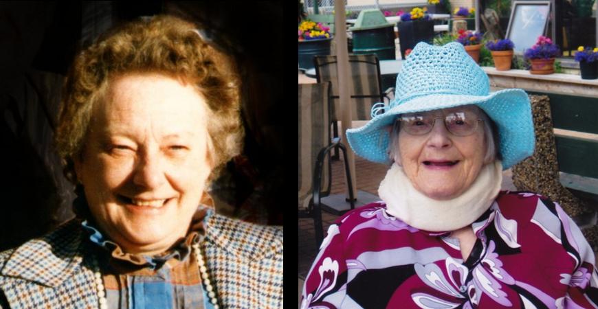Ursula Matthews 1924 – 2015