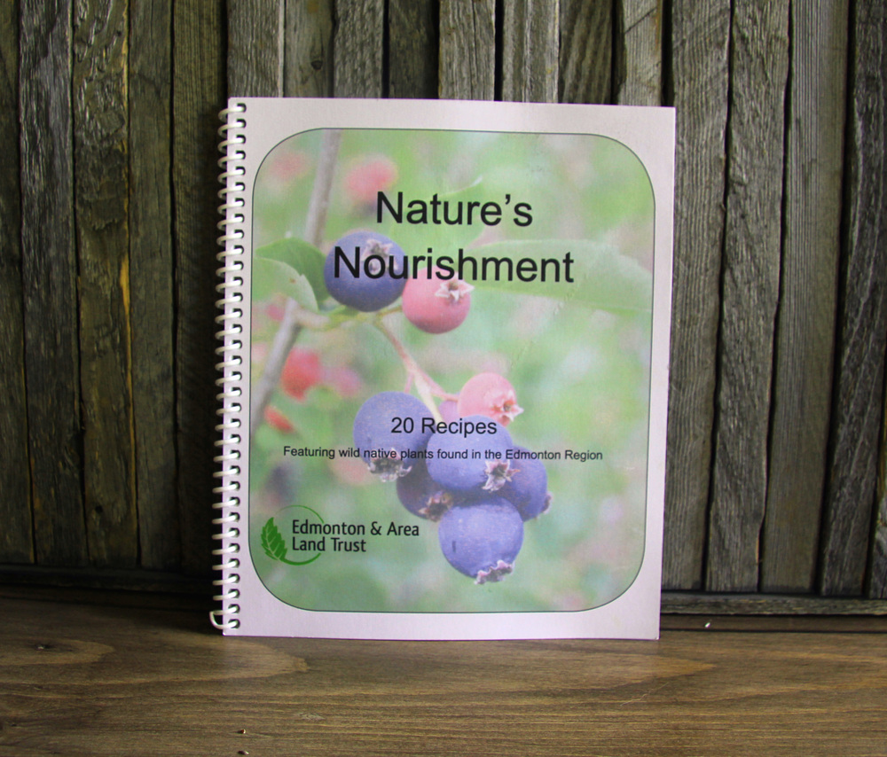 Our Nature's Nourishment recipe book is available in our online shop