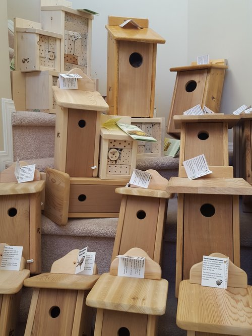 Bee Hotels And Bird Houses For Sale At Meika S Birdhouse Edmonton