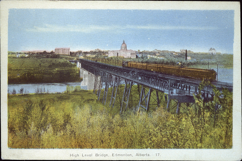 High Level Bridge, Edmonton, Alberta