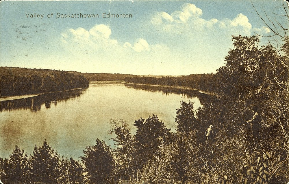 Valley of Saskatchewan Edmonton