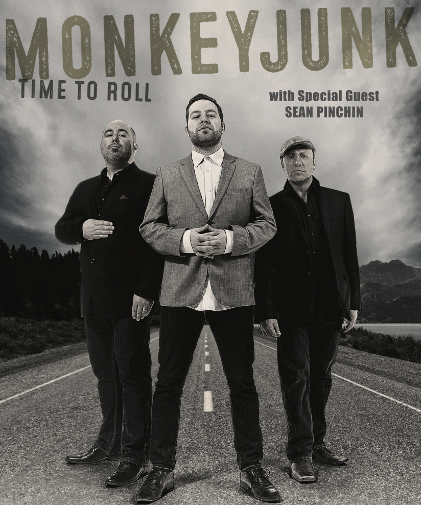 MONKEYJUNKw/ Sean Pinchin - COVER: $15 Adv / $20 DoorMORE INFO