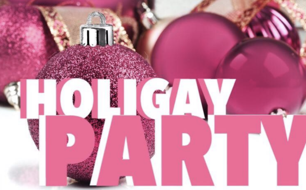 HOLIGAY PARTYFeaturing 2017's QAPD + SHADE Acts - COVER: $5MORE INFO
