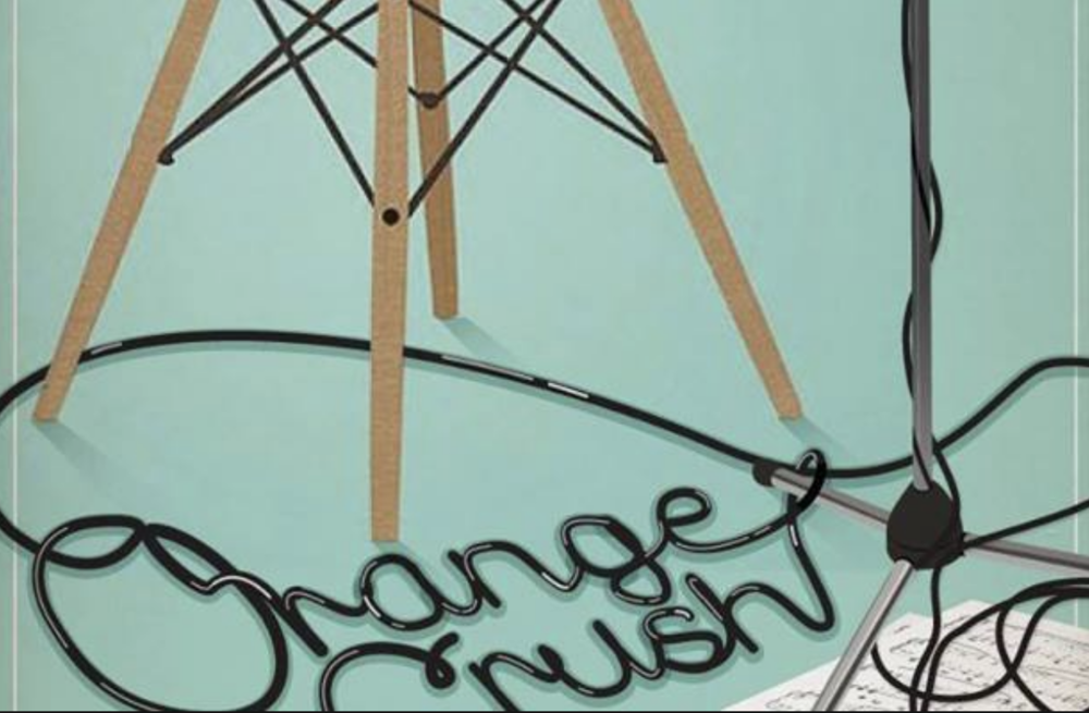 ORANGE CRUSH SUNDAYS - COVER: $5