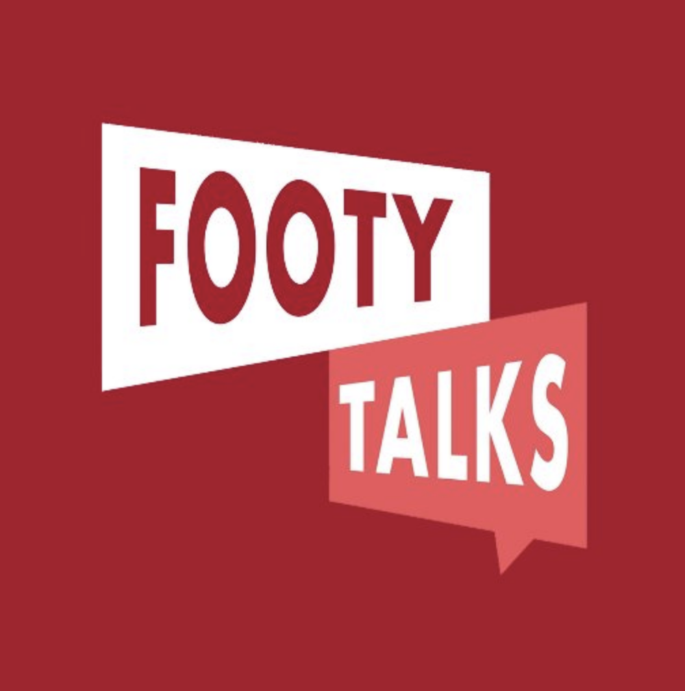 FOOTY TALKS - COVER: $20- $25MORE INFO