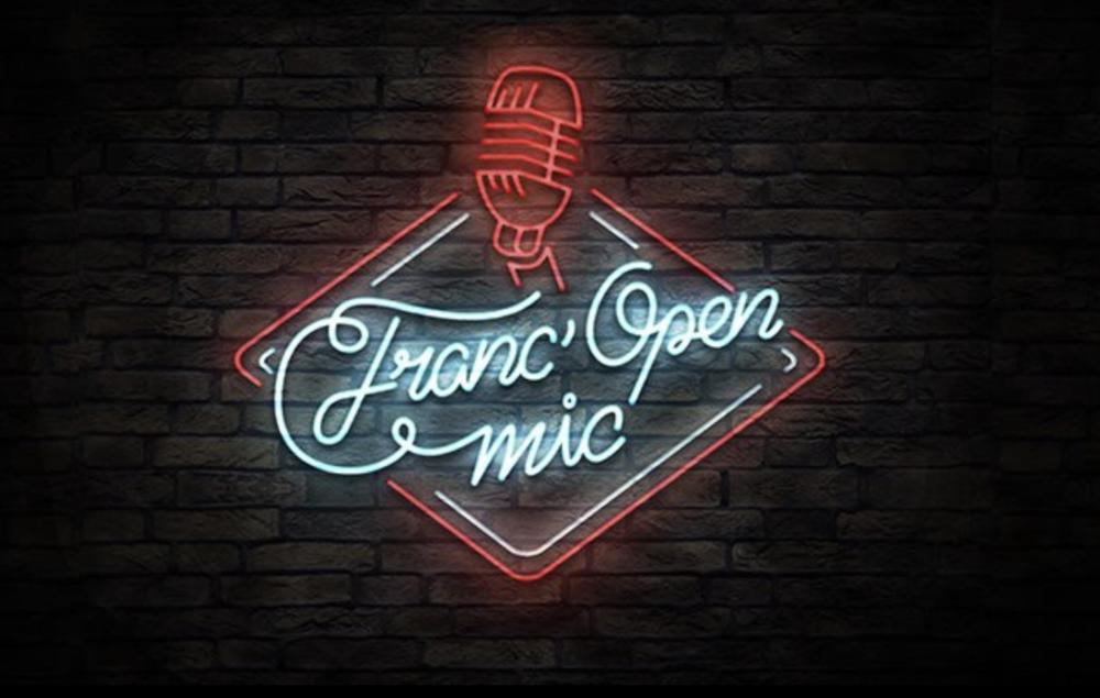 FRANC'OPEN MIC Fête SES 3 ANS AU RIVOLI  - COVER: PWYCMORE INFO
