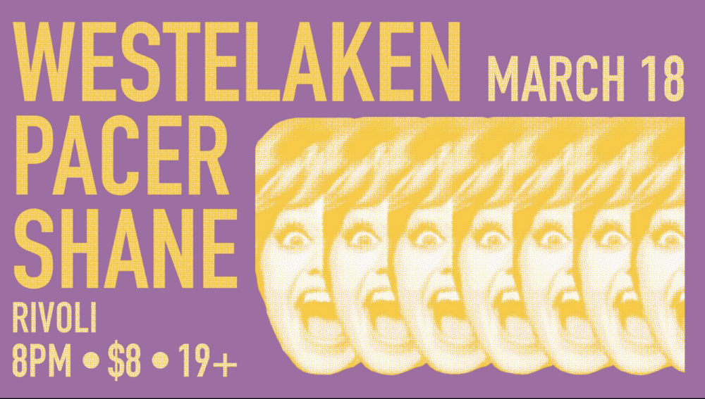 WESTELAKENW/ PACERSHANE - COVER: $8MORE INFO