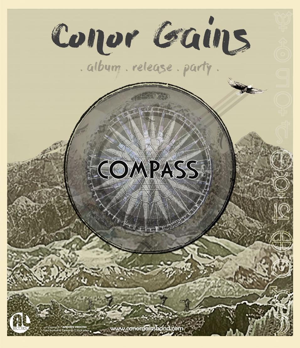 CONOR GAINS