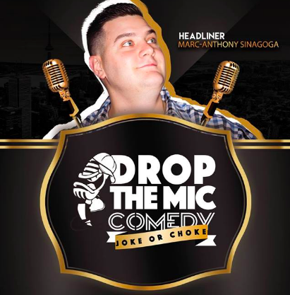 DROP THE MIC COMEDY - MORE INFO