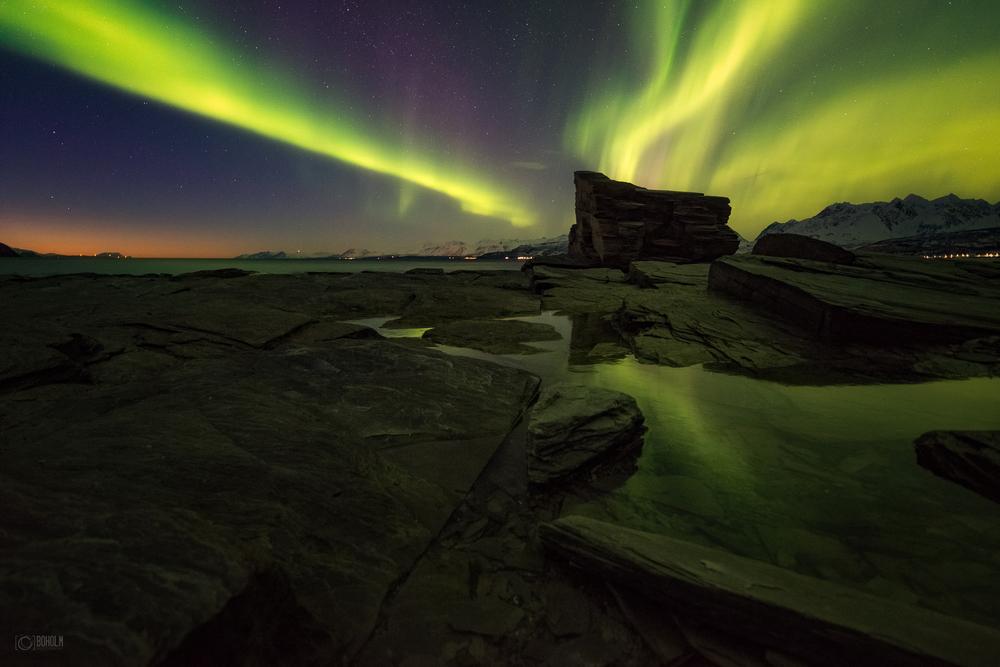 Nordlys Oldervik