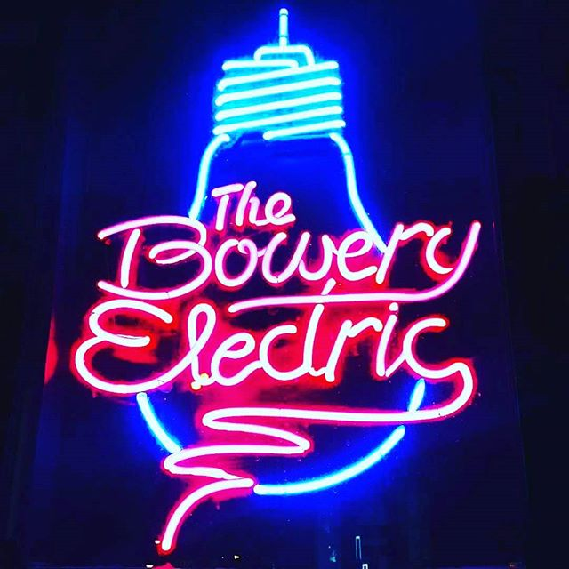 Tonight's the night! We will be playing @theboweryelectric in the East Village. I recommend everyone try to get there for the first act at 7pm, grab a drink, settle in and enjoy the show!