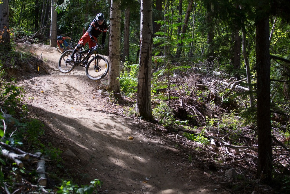 Spend a full day tackling  jumps, drops and corners while accelerating your riding to the next level!   Learn more!