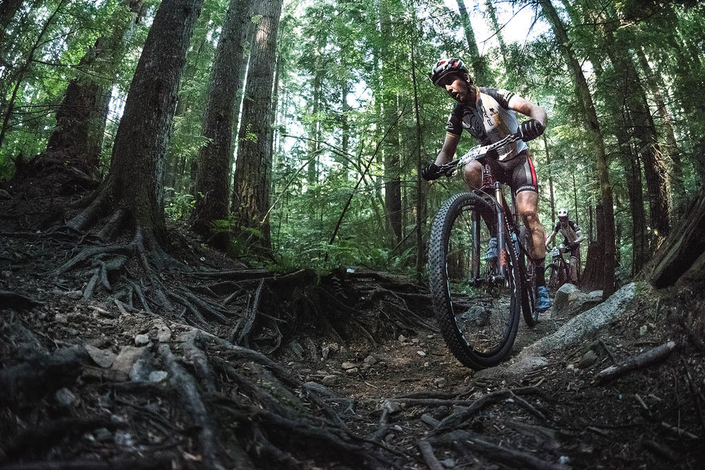 Learn essential skills to ride British Columbia's unique singletrack trails and master indispensable technical riding techniques for the BCBR.     Learn more!