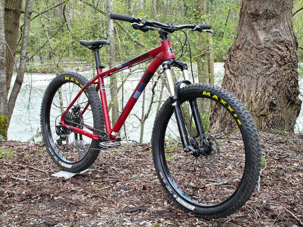 Hardtail Endless Biking