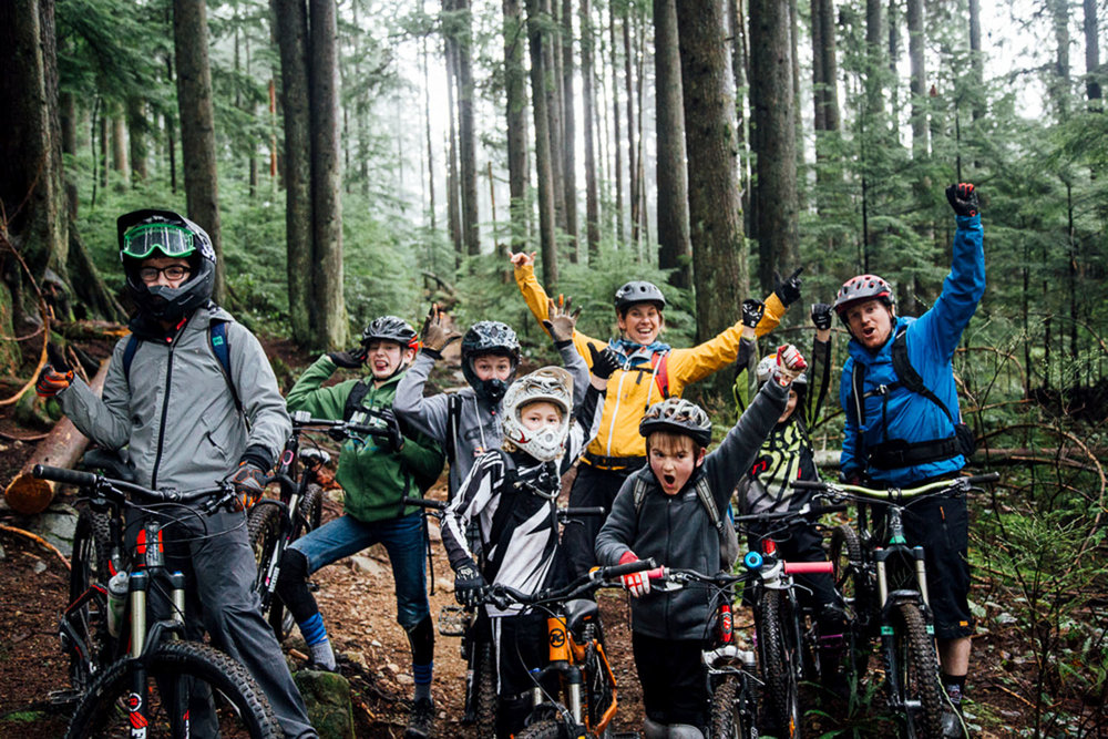 5 days of new bike skills & exploring new trails!    Learn more!