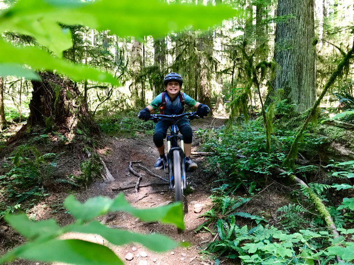 Experience all that North Shore mountain biking has to offer & explore with our guides.   Learn more!