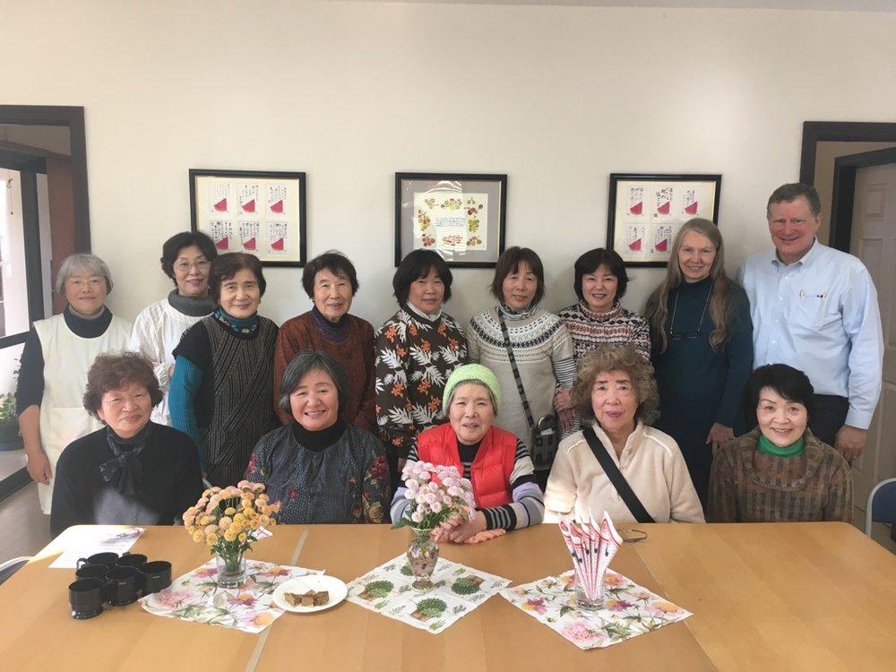 Thanksgiving at Nozomi Center