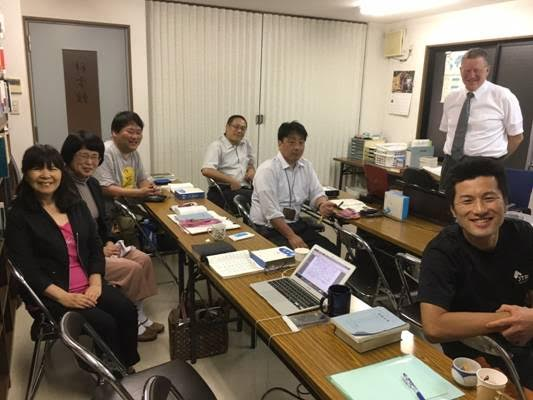 OT Survey at Kobe Theological Hall (June, 2017)