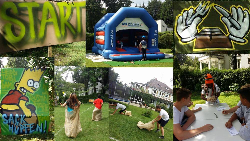Sommerfest Teil 2
