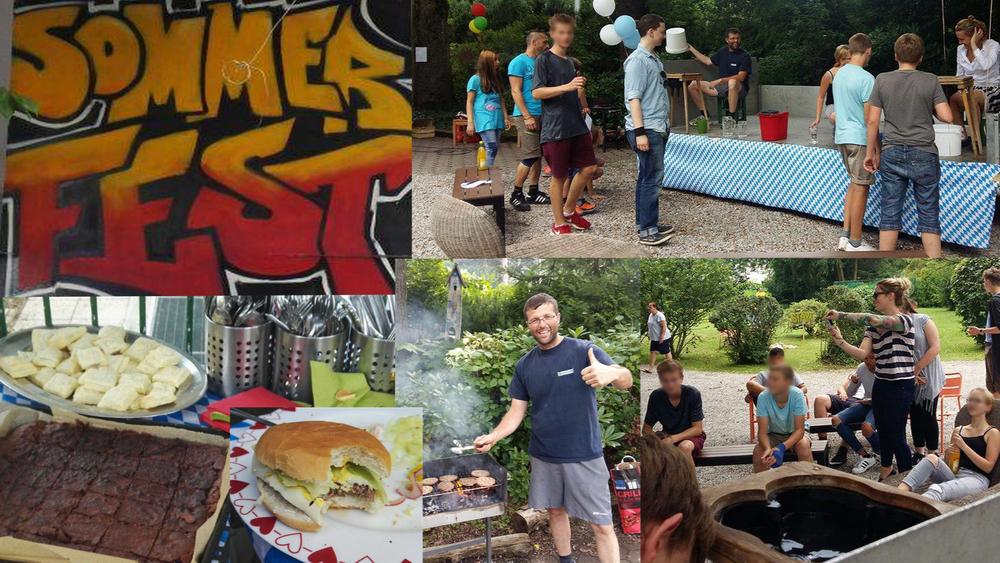 Sommerfest Teil 1