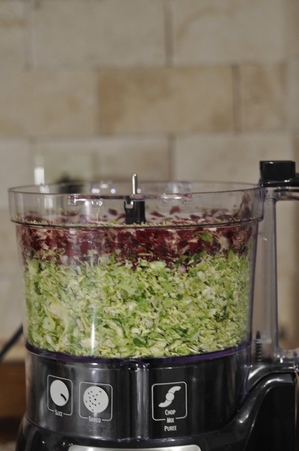 Layers in food processor.JPG