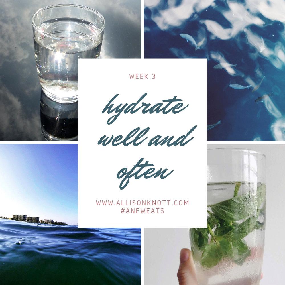 week 3 Hydrate Well and Often.jpg