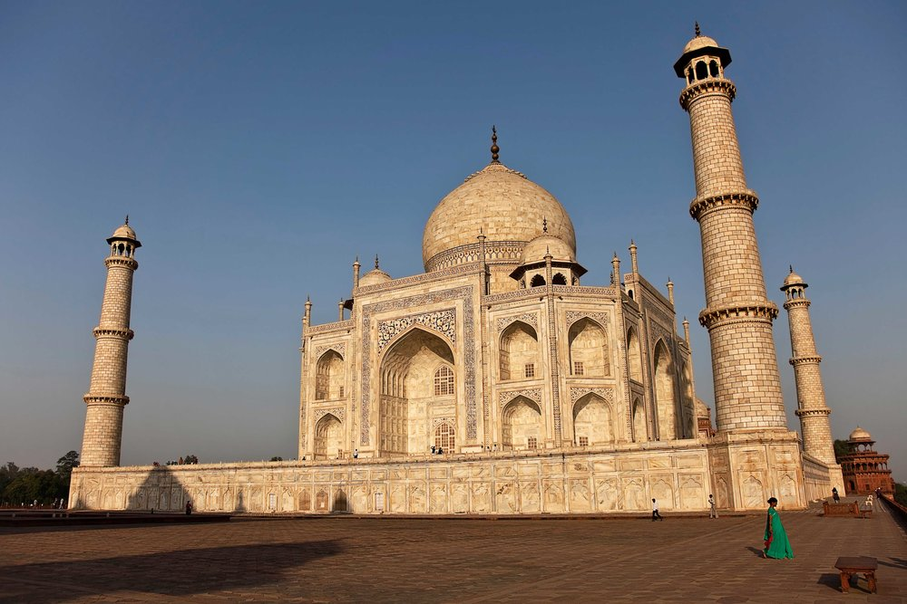 Taj Mahal - Agra, India