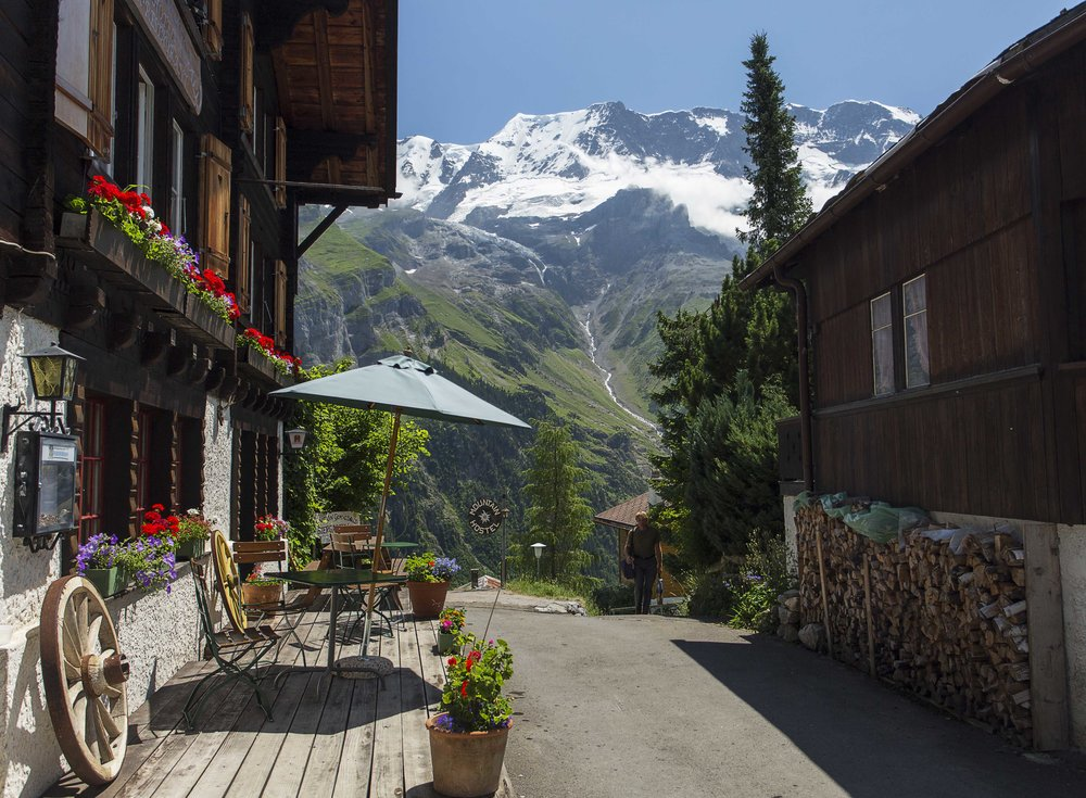 Murren, Switzerland