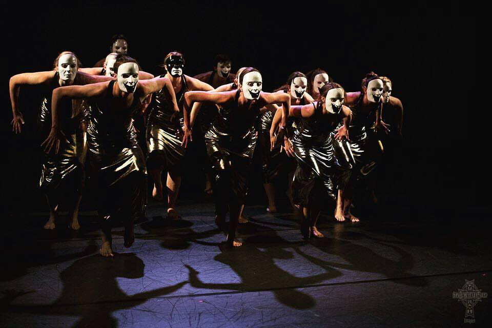 "Dancers of Brine in Ashley Creek's ""A.D. Part Two: Terra."" Photo by Incabulus."